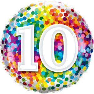 1st to 16th Birthday
