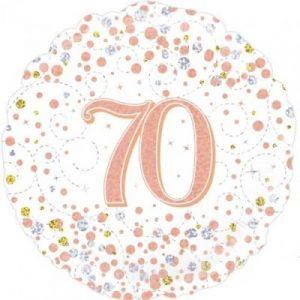 50 to 100 Birthday Foils