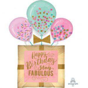 Birthday SuperShape
