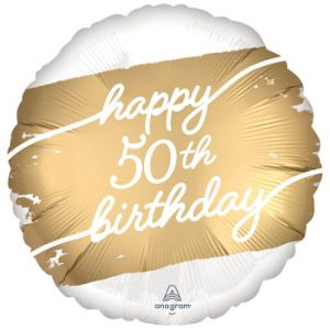 50th to 100th Birthday